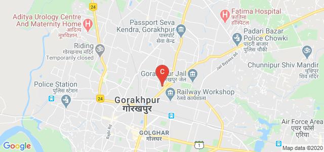 Government Girls Polytechnic, Bhediyagarh, Gorakhpur, Uttar Pradesh, India