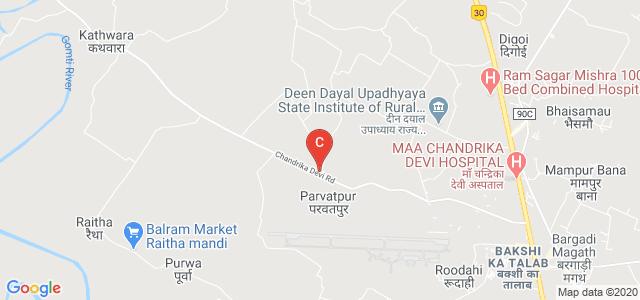 GCRG College of Polytechnic, Parvatpur, Lucknow, Uttar Pradesh, India