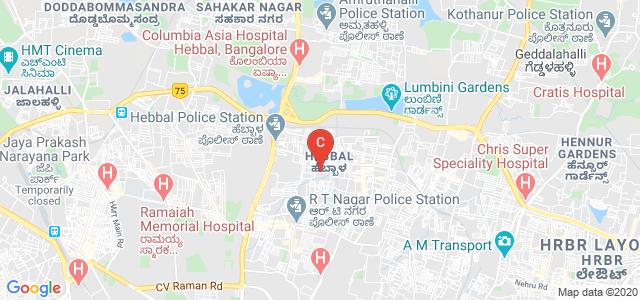 Sri Rajiv Gandhi College Of Dental Science & Hospital, Chola Nagar, R T Nagar Post, Hebbal, Bangalore, Karnataka, India