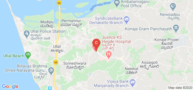 Yenepoya Dental College, Mangalore, Karnataka, India