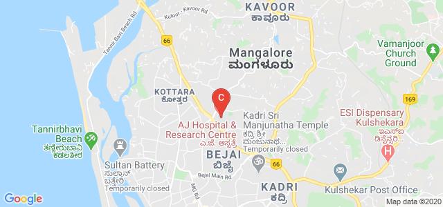A.J Institute Of Dental Sciences, Kuntikan, Mangalore, Karnataka, India