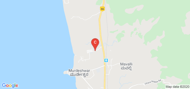 Murdeshwar Colony, Murdeshwar, Karnataka 581350, India