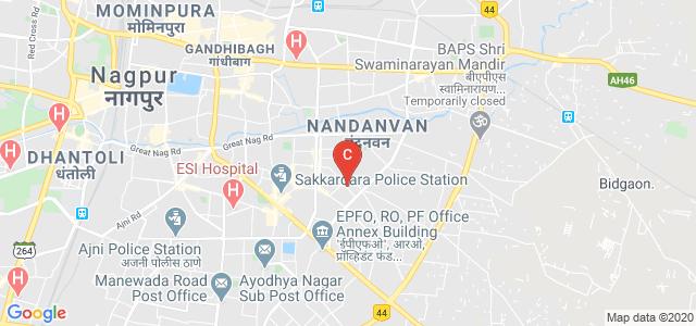 Late Vasantdada Polytechnic, Hasanbagh Road, Nandanvan Water Tank,Paniyachaya talkies jawal, New Nandanvan, Nagpur, Maharashtra, India