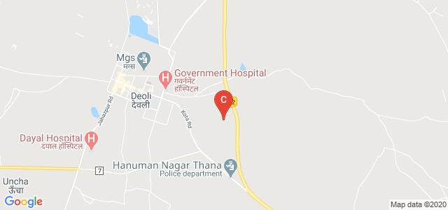 Aryan Mukul Polytechnic College, NH12 Bypass Road, Deoli, Rajasthan, India