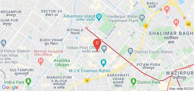 Sector 7, Rohini, New Delhi, Delhi 110085, India