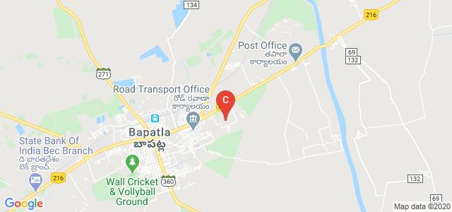 Bapatla College Of Arts and Science, Srinivas Nagar, Bapatla, Guntur, AP 522101, India