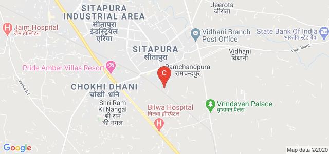 Apex Polytechnic Institute, Ricco Industrial Area, Sitapura, Jaipur, Rajasthan, India