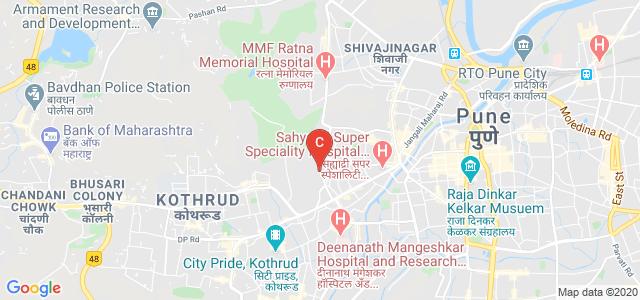 Film and Television Institute of India, Law College Road, Shanti Sheela Society, Telephone Exchange, Pune, Maharashtra, India