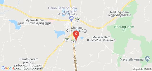 Dhivya Polytechnic College, Chetpet, Tamil Nadu, India