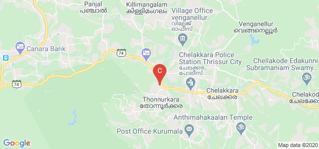 Government Polytechnic College, Pazhayannur Road, Chelakkara, Kerala, India