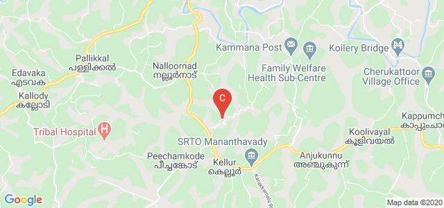 Government Polytechnic College Mananthavady, Nalloornad, Kerala, India