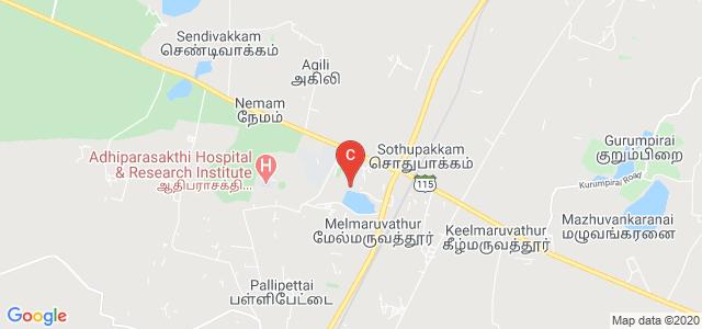 Adhiparasakthi Dental College And Hospital, Melmaruvathur, Kancheepuram, Tamil Nadu, India