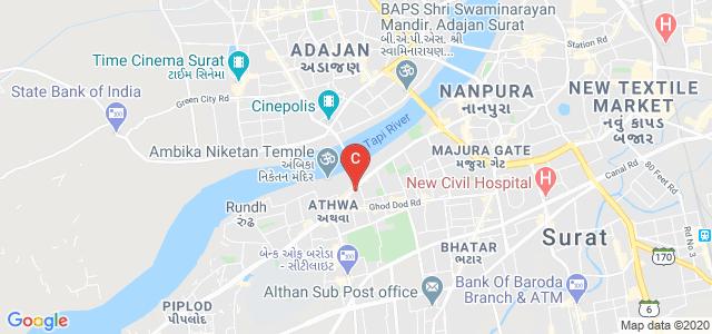 SPB English Medium College of Commerce, Meghdoot Society, Athwalines, Athwa, Surat, Gujarat 395001, India