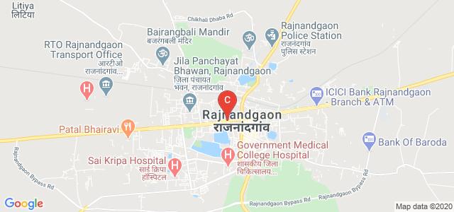 Central India College Of Nursing, Baldeo Bagh, Rajnandgaon, Chhattisgarh, India