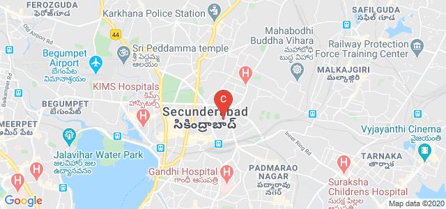 St. Mary's Centenary Degree College, Saint Francis Road, Behind Keys High School, Regimental Bazaar, Shivaji Nagar, Secunderabad, Telangana, India
