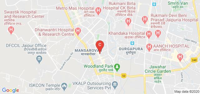 St. Wilfred's PG College, Ward Number 43, Sector 101, Mansarovar, Jaipur, Rajasthan, India