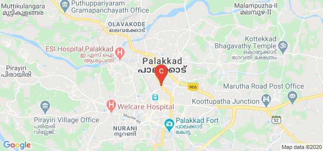 Chembai Memorial Government Music College, Palakkad, College Road, Parakkunnam, Tharekkad, Palakkad, Kerala, India
