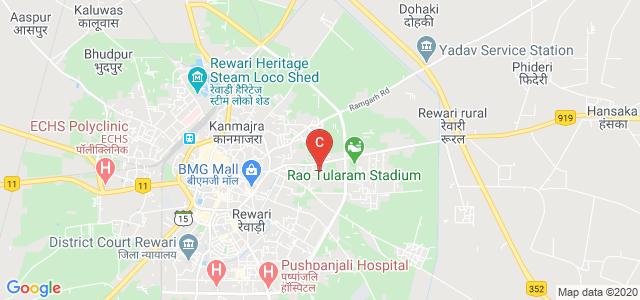 Kishan Lal Public College, Rewari, Rewari - Sohna Road, Puran Nagar, Rewari, Haryana, India