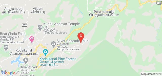 Kodaikanal Christian College, Paradise Hill, Kodaikanal, Tamil Nadu, India