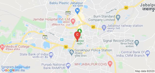 Napier Town, Jabalpur, Madhya Pradesh, India