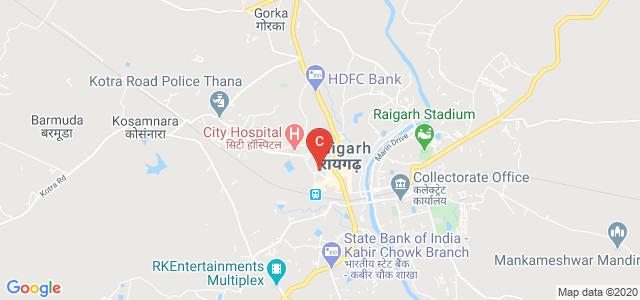 Govt. KMT Girls College Raigarh, Shyam Talkies Road, Agrasen Colony, Raigarh, Chhattisgarh, India