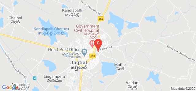 SRI VIDYANIKETHAN DEGREE COLLEGE, Jambigadde Rd, Krishnanagar, Jagtial, Telangana, India