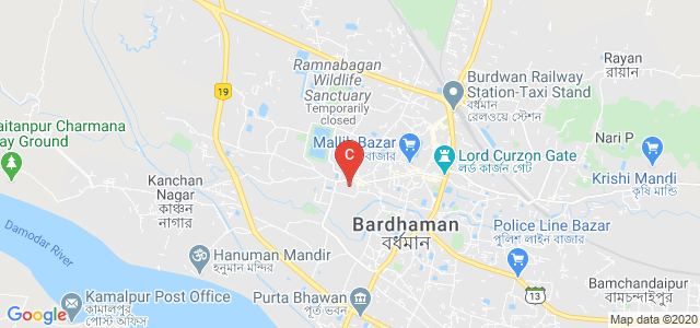 Maharajadhiraj Uday Chand Womens College, BC Road, Pairakhana, Burdwan, West Bengal, India