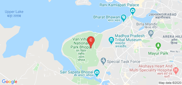 Jawaharlal Nehru P.G College, near Khushbu Park, Van Vihar National Park, Shymala Hills, Bhopal, Madhya Pradesh, India