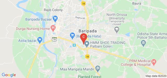 Prince College of Science, Labuor Colony, Baripada, Odisha, India