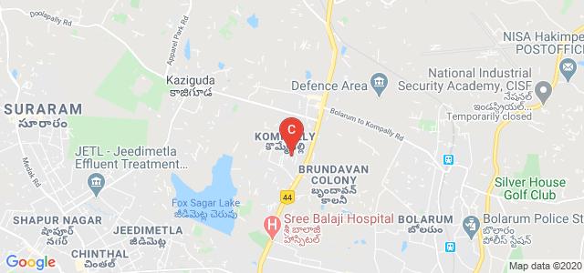 Siva Sivani Degree College, Ruby Block, Kompally, Secunderabad, Telangana, India