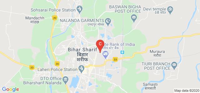 Nalanda College Road, Shivaji Nagar, Biharsharif, Bihar, India