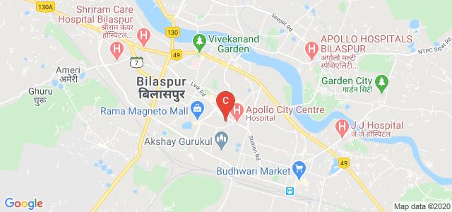 Kaushalendra Rao Law College, Link Road, Opp. CMD College, Vidya Nagar, Bilaspur, Chhattisgarh, India