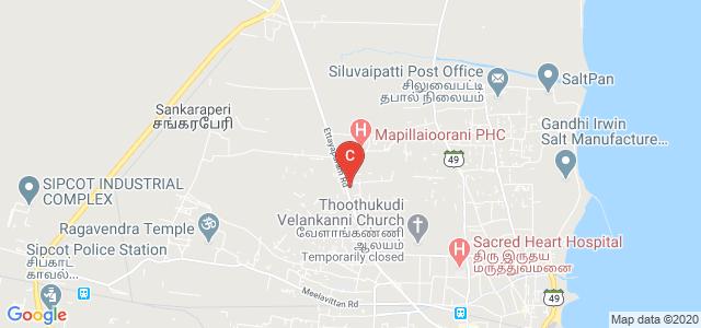 A.P.C. Mahalaxmi College for Women, Thalamuthu Nagar, Tuticorin, Tamil Nadu, India
