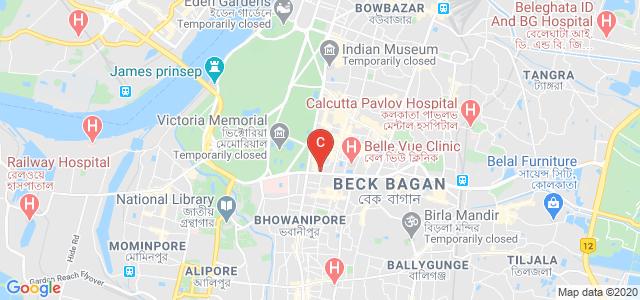 Acharya Jagadish Chandra Bose College, Air Conditioned Market, Bhowanipore, Kolkata, West Bengal, India