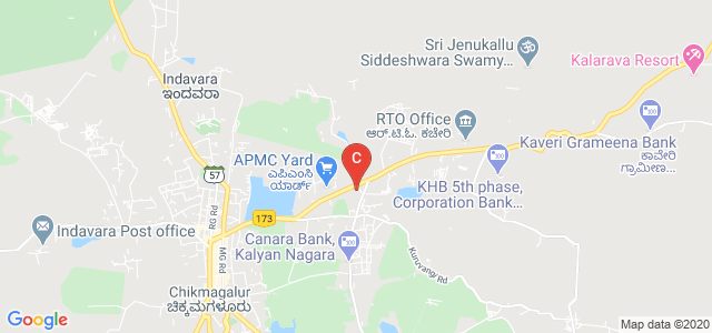 I.D.S.G Government College, Chikmagalur, Karnataka, India