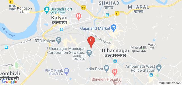 Kamaladevi College of Arts and Commerce, Pandurang Nagar, Hanuman Nagar, Kalyan, Maharashtra, India