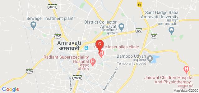 Dr. Babasaheb Ambedkar Mahavidyalaya, Maltekdi, Amravati, Maharashtra, India