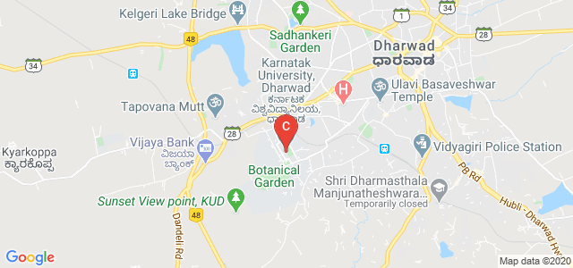 Karnatak University, Dharwad, Dharwad, Karnataka, India