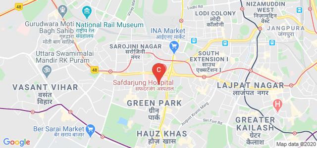 All India Institute Of Medical Sciences, New Delhi, Sri Aurobindo Marg, Ansari Nagar, Ansari Nagar East, New Delhi, Delhi, India