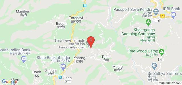 AP Goyal Shimla University, Shimla, Himachal Pradesh, India