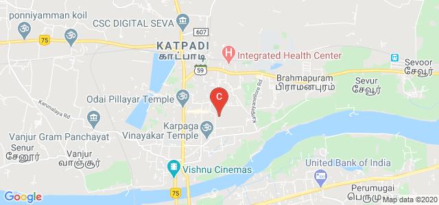 Auxilium College Autonomous, 17th East Cross Road, Suthanthira Ponvizha Nagar, Gandhi Nagar, Vellore, Tamil Nadu, India