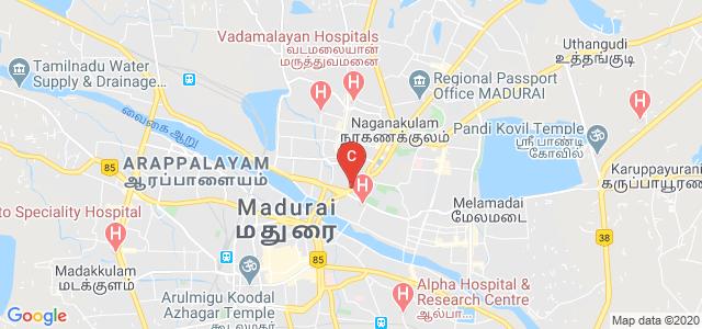The American College, Alwarpuram, Madurai, Tamil Nadu, India