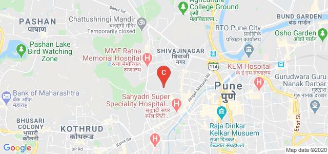 Brihan Maharashtra College of Commerce, Shivajinagar, Pune, Maharashtra, India