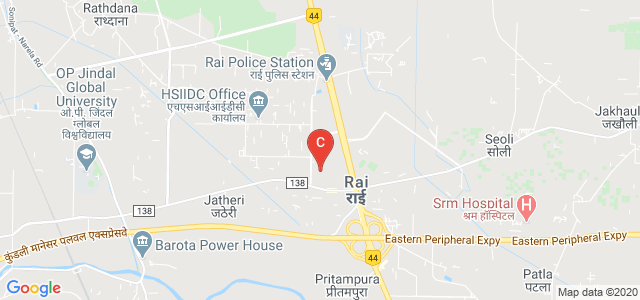 Ashoka University, Ashoka University, Rajiv Gandhi Education City, Sonepat, Haryana, India
