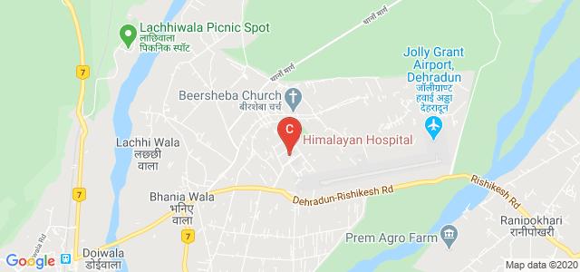 Swami Rama Himalayan University, Joly Grant, Dehradun, Uttarakhand, India