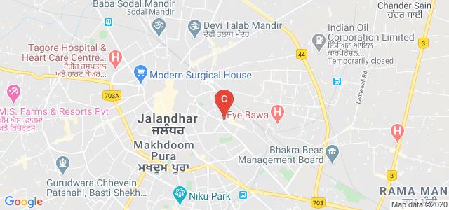Prem Chand Marchanda S.D. College For Women, Nehru Garden Road, Prem Nagar, Gobind Garh, Arjun Nagar, Jalandhar, Punjab, India