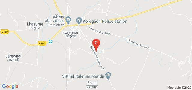 D P Bhosale College Koregaon, Satara, Maharashtra, India