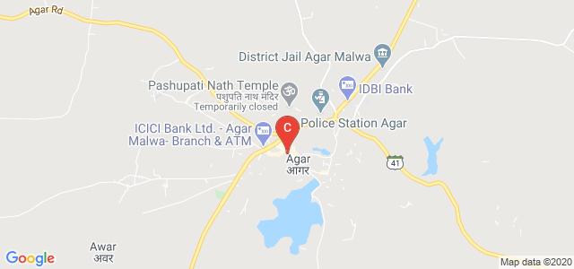 Agar Malwa, Shajapur, Madhya Pradesh 465441, India