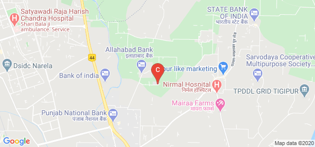 HMR Institute of Technology and Management, Bakoli HMRITM Road, Hamidpur, New Delhi, Delhi, India