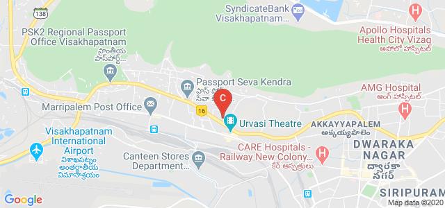 Government Polytechnic, Pattabhi Reddy Thota, Madhavadhara, Visakhapatnam, Andhra Pradesh, India